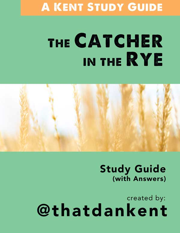 PhysicalCover_CatcherInRye-sm